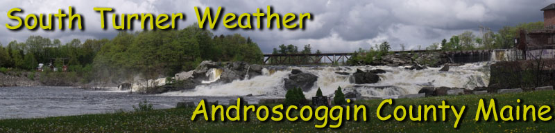 South Turner Maine Weather
